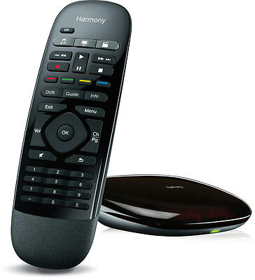 Logitech Harmony Smart Control 915-000194 with Smartphone App and Simple Remote
