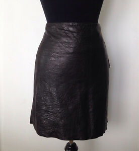 Willow Black Leather Mini Skirt Double Bay Eastern Suburbs Preview