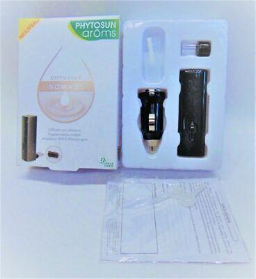 Phytosun Aroms USB Car Laptop Aroma Diffuser Nomade Aromatherapy Air Freshener