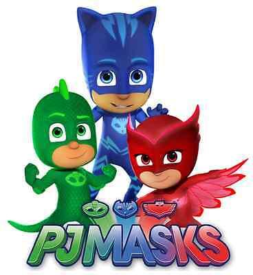 PJ Masks Iron On Transfer 5