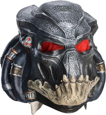 Morris Costumes Predator Adult 3/4 Vinyl Mask. RU4717
