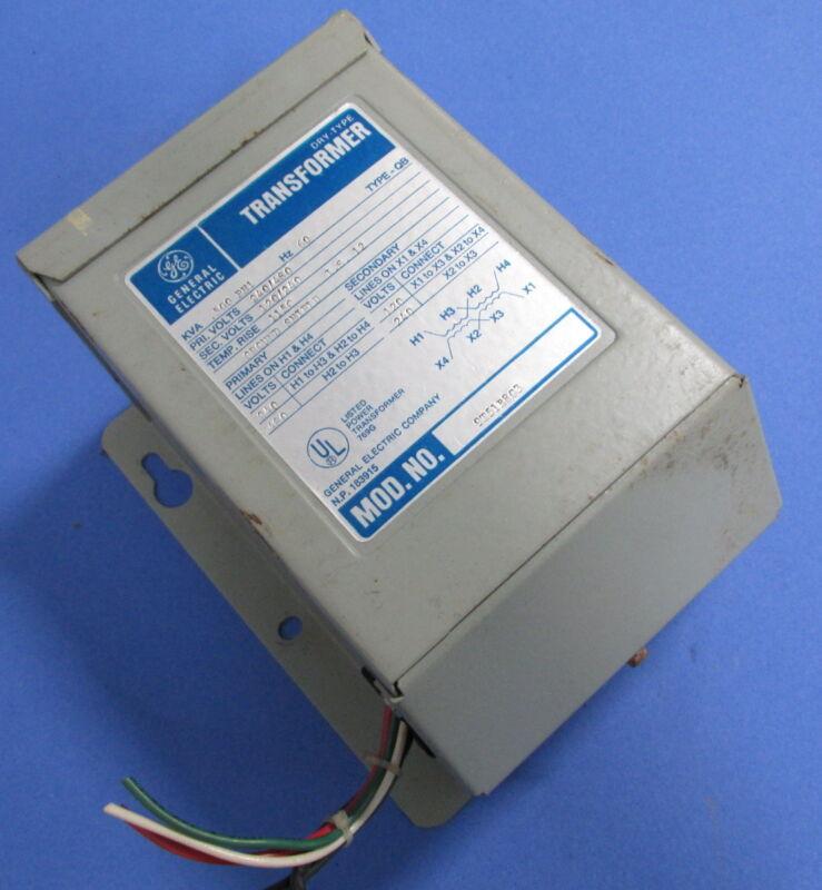 GENERAL ELECTRIC TRANSFORMER 9T51B8G3 NNB