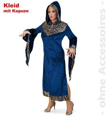 Kostüm Zauberin Magierin Halloween (Halloween Plus Size Kostüme)