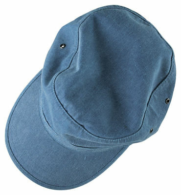 Authentic Pigment Unstructured Crown Cotton Eyelets Casual Baseball Cap. 1918
