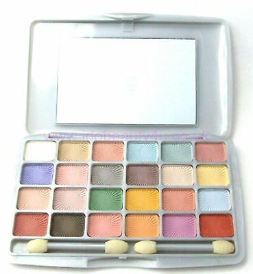 ZALAN COSMETIC BOUTIQUE MAKE-UP 24 COLOUR EYESHADOW