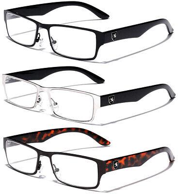 Fashion Sport Designer Square Clear Lens Non Prescription Women Men Eye (Prescription Sports Sun Glasses)