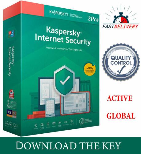 Kaspersky INTERNET Security 2020 2PC / 2 DEVICE /1 Year / Global - Key 9.85$