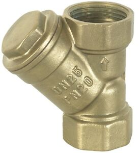 filtre anti sable 1 26x34 femelle laiton raccord pompe a eau pro ebay. Black Bedroom Furniture Sets. Home Design Ideas