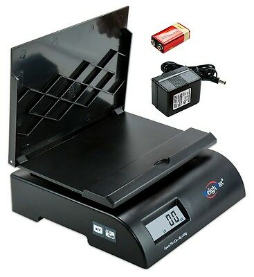 Best seller WeighMax 2822-75-Black Digital Shipping Postal Scale With AC/Battery