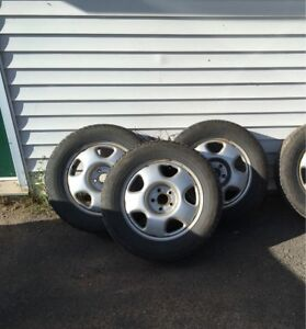 Winter rims