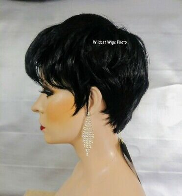 Liza Minnelli style Ajuji Wig .. Top Quality at a very LOW price!  Unisex . - Low Price Wigs