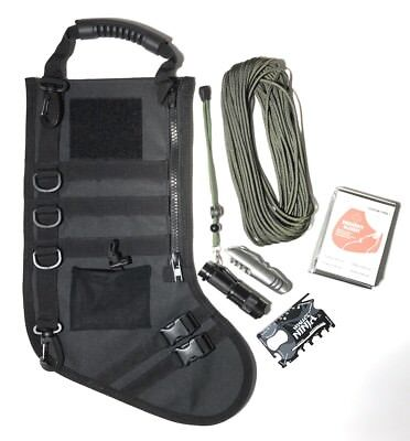 Acme Crate Tactical Stocking Gift Set