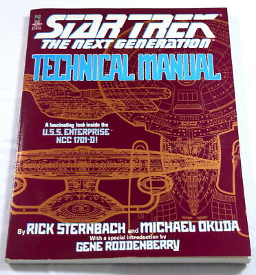 Generation - Technical Manual (Steinbach Okuda Roddenberry) (Star Trek Erwachsener)
