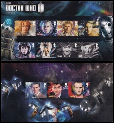 2013 GB Doctor Who Royal Mail Presentation Pack No.482