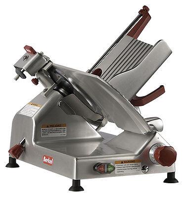 Berkel 827a-plus 12 12 Hp Manual Gravity Feed Economy Series Slicer