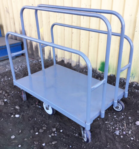 "30"" x 48"" Upright Panel Cart"