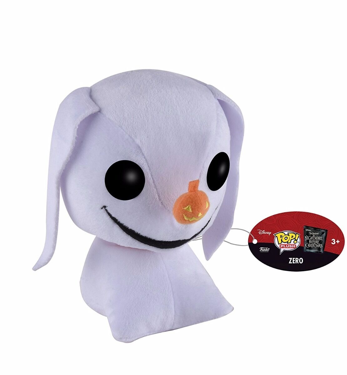 Funko Pop Plush The Nightmare Before Christmas Zero Regular Plush ...