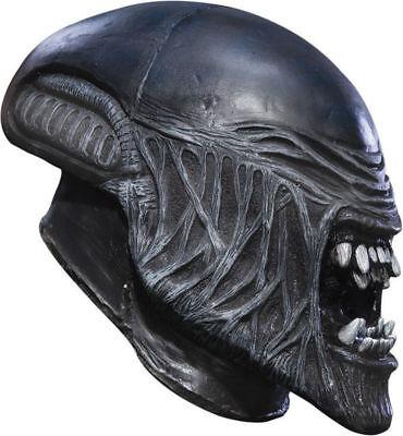 Morris Costumes Child Famous Avp Alien Vinyl Predator Mask. RU4472