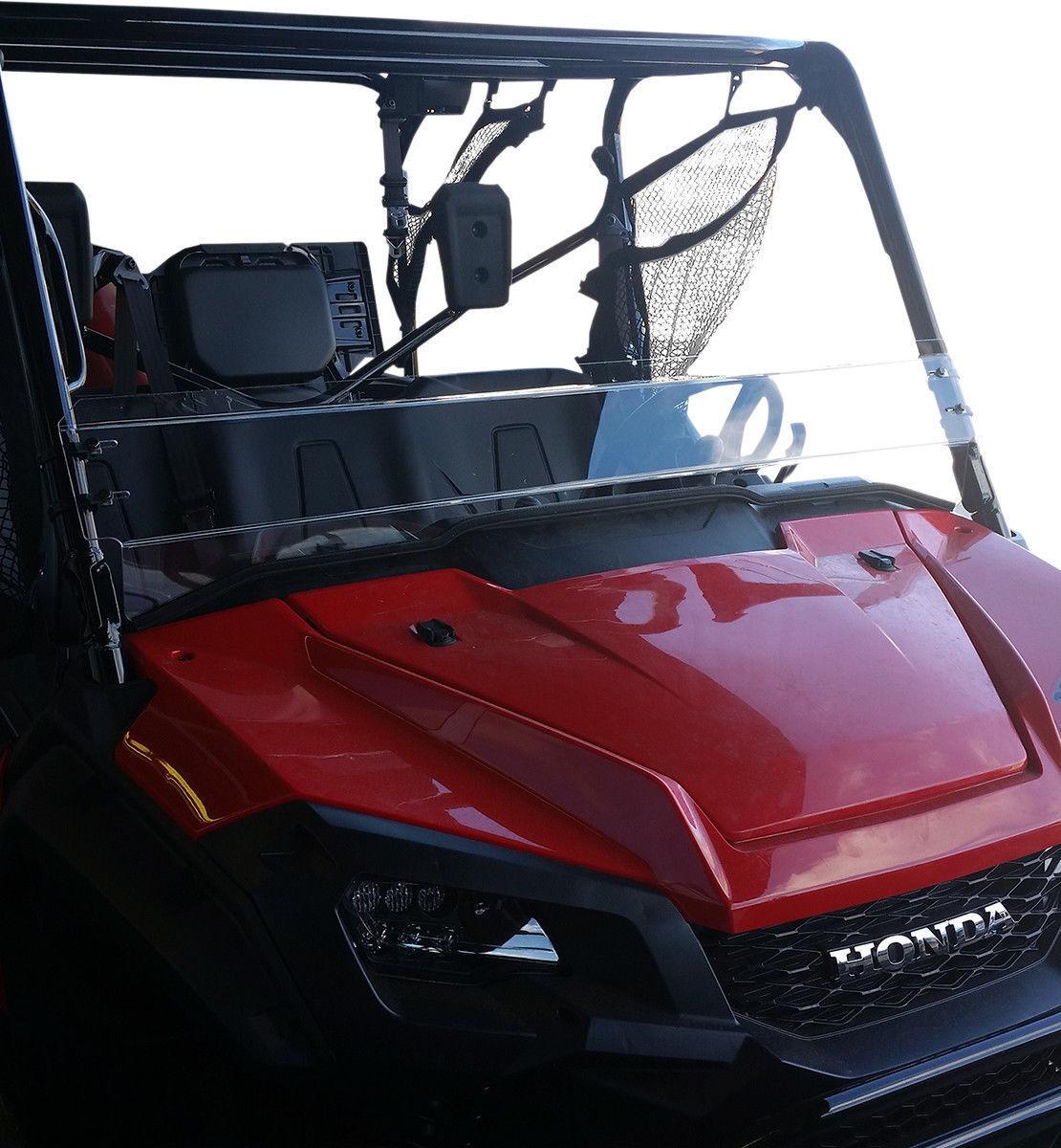 Moose Utility Half Windshield For Honda Pioneer 1000 XF-2-2317-0380