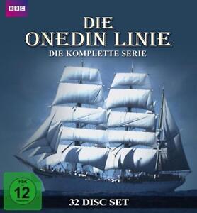 Die Onedin Linie - Die komplette Serie - 32 DVD - NEU