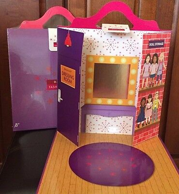 American Girl Fashion Show Paper Doll Set New Easter Basket Party Favors