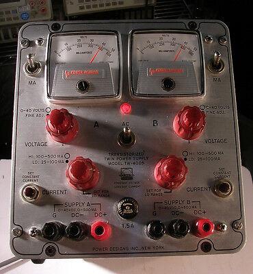 Power Design Tw-4005