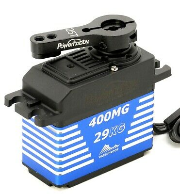 Powerhobby 400MG Waterproof High Torque Servo : Savox 0230mg