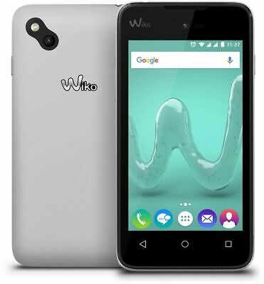 Wiko Sunny Weiß 8 GB 10,16 cm (4 Zoll) Smartphone 5 MP Android 6.0 NEU OVP