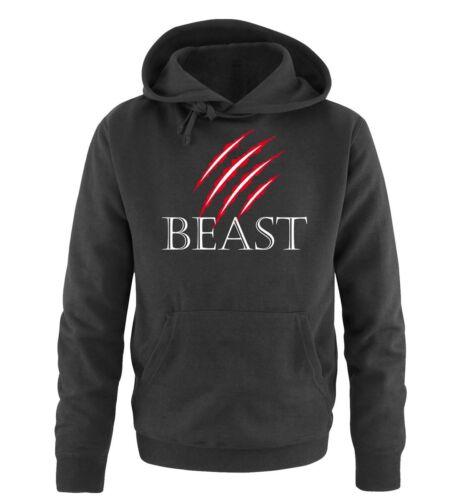 Pärchen Hoodie | Beauty And The Beast | Damen und Herren | Liebe Love