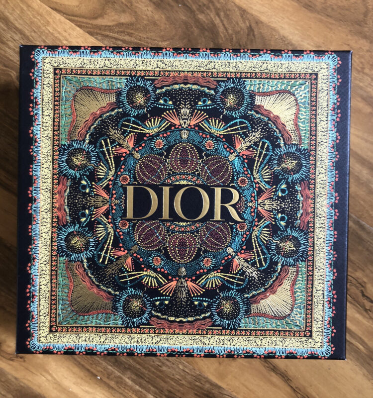 """DIOR Limited Edition Luxury Gift Box 2020 Large 12"""" x 12"""" x 4"""""""