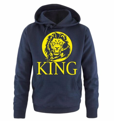 LION – KING & QUEEN – Damen Hoodie