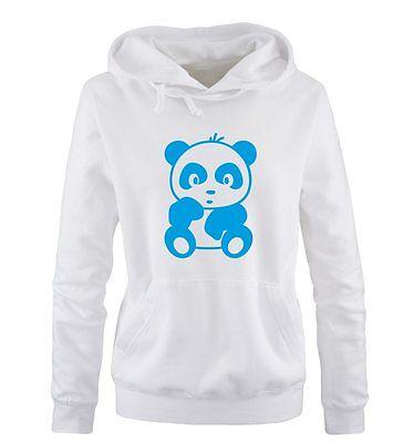 Comic – Baby Bär – Damen Frauen Hoodie Gr. S – XL Versch. Farben