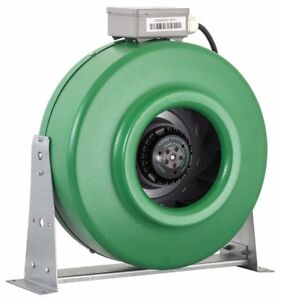 NEW - Active Air 8 inch 720 CFM fan & flange