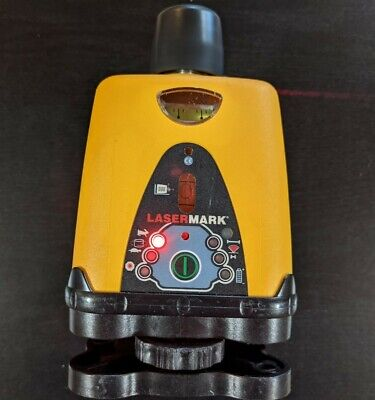 Cst Berger Lm30 Lasermark Rotary Laser - Laser Level Only - Tested Cleaned