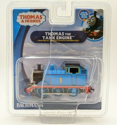 Bachmann 58741 HO Scale Thomas the Tank Engine Train with Moving Eyes READ