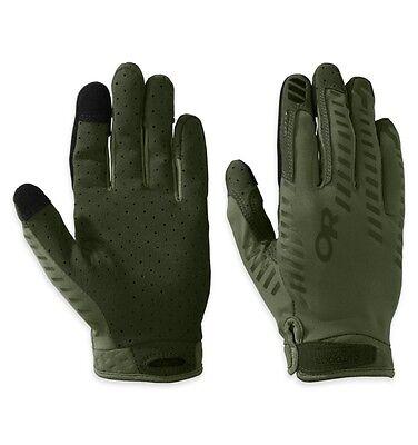 Outdoor Research Aerator Gloves Schießhandschuhe Gr.L grün Taktischer Handschuh