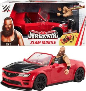 WWE Braun Strowman W/Breakable Car
