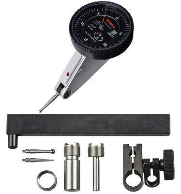 Mitutoyo 513-442-16t Dial Test Indicator Full Set .06 Range .0005 Graduation