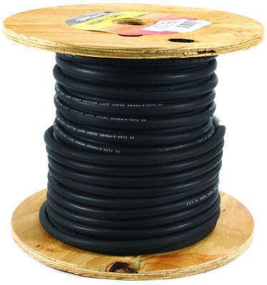 Welding Cable 2ga 125ft Reel