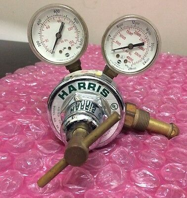 Harris 96-100 Gas Regulator