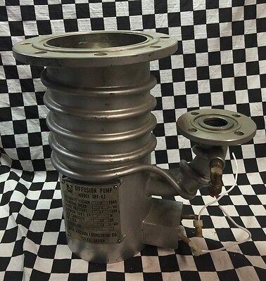 Daia Vacuum Engineering Diffusion Pump Dpf-4z Dpf4z Shipsameday