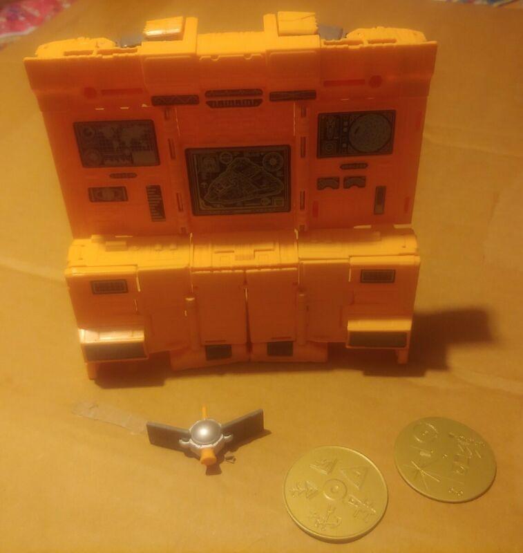 Transformers MAINFRAME WFC-K30 Teletraan-1 Sky Spy Golden Disks NEW US loose