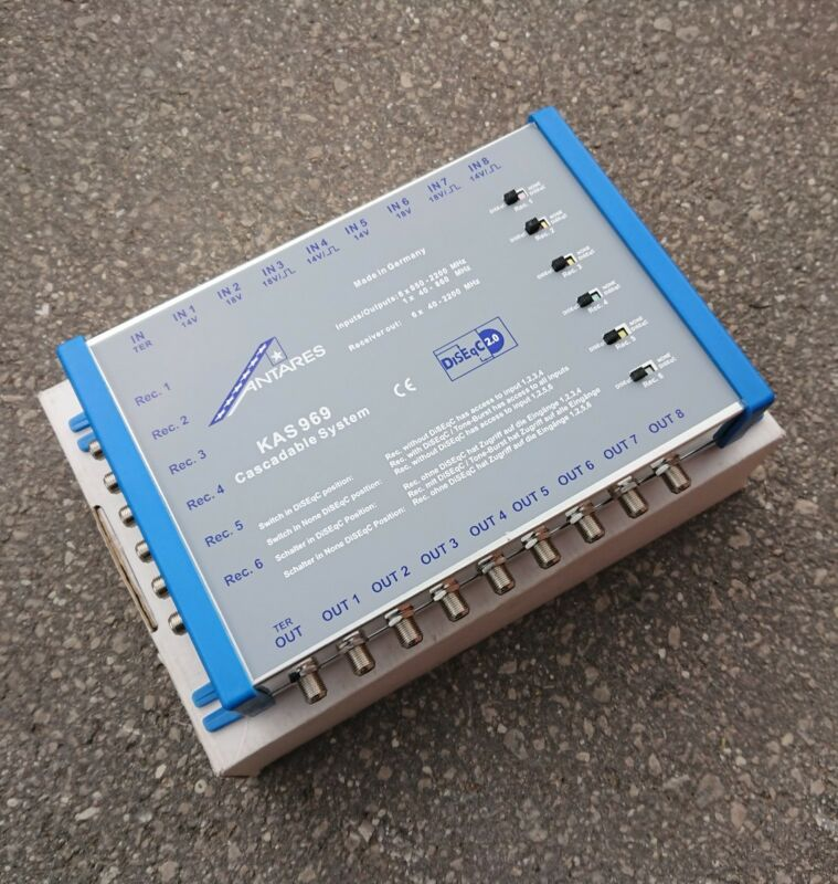 Multiswitch Antares KAS969