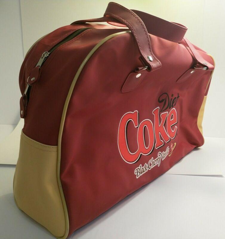 Coca-Cola Black Cherry Vanilla Duffel Tote Bag