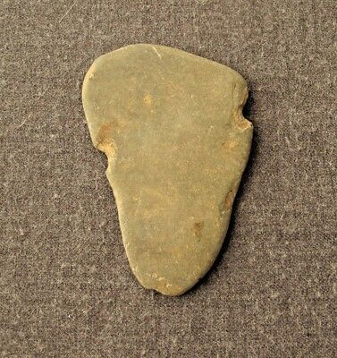 UNUSUAL SOUTH AMERICAN NEOLITHIC NET SINKER