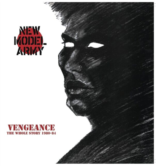 NEW MODEL ARMY Vengeance - The Whole Story 1980-84 VINYL+2CD 2012