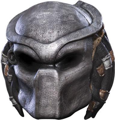 Morris Costumes Child Vinyl Predator Helmet Mask. RU4471