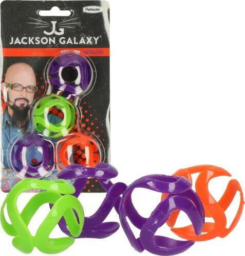 Jackson Galaxy Satellites Cat Toys 4pk    Free Shipping