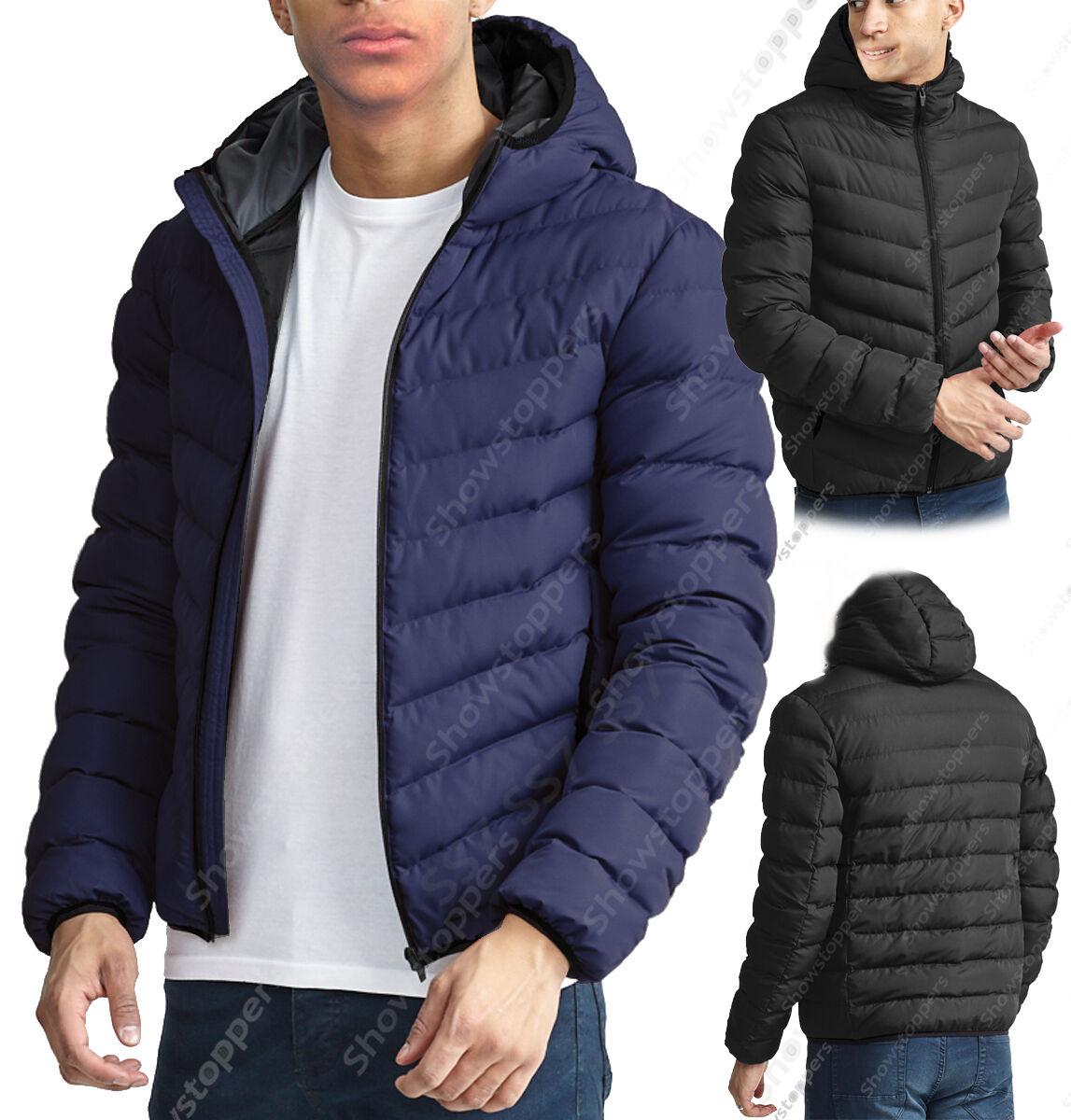 NUOVO RAGAZZI inverno cappotto giacca con cappuccio Ragazzo IMBOTTITO TRAPUNTATO