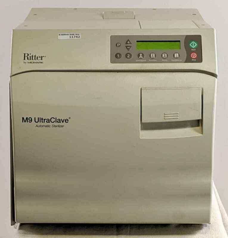Midmark Ritter M9 Ultraclave | Model M9-022 Autoclave Steam Sterilizer